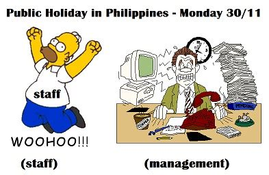 Essay on public holiday Monday